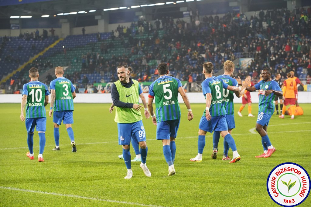 Çaykur Rizespor 2-3 Galatasaray