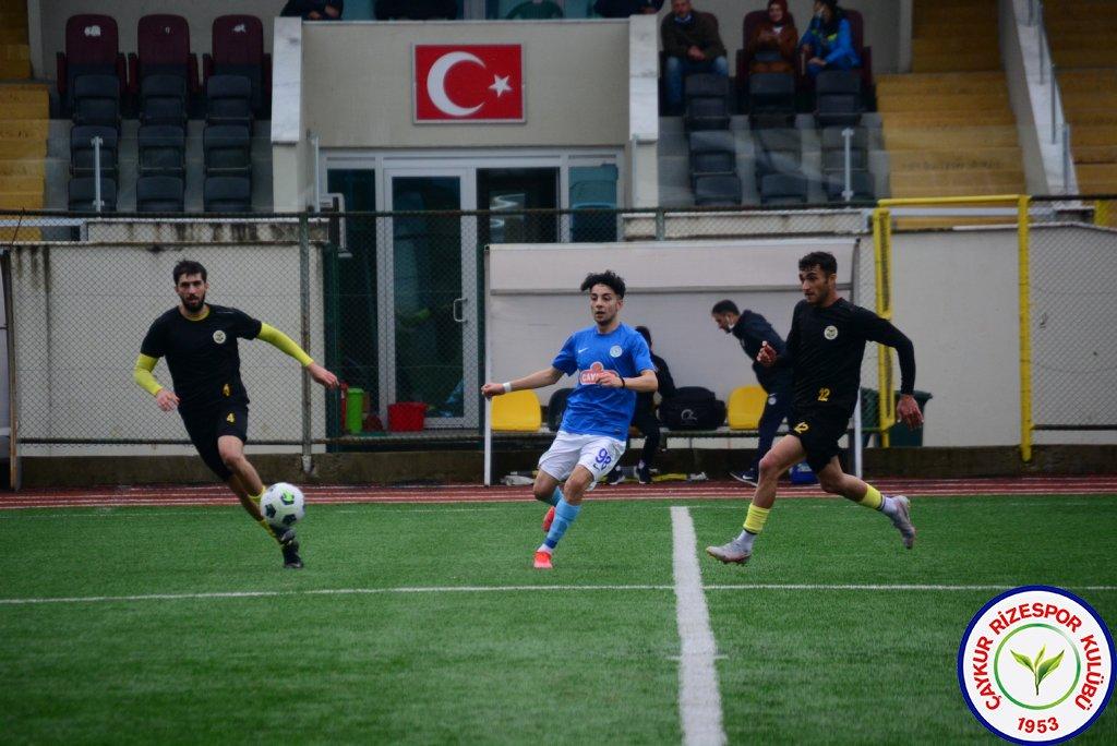 Arhavispor 2-2 Çaykur Rizespor U19 / 06.10.2021 14.00