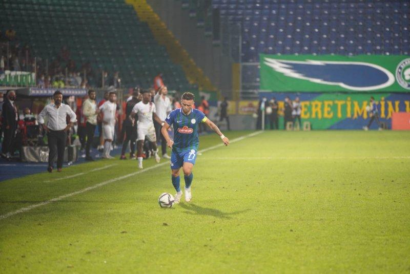 Çaykur Rizespor 0-2 Atakaş Hatayspor