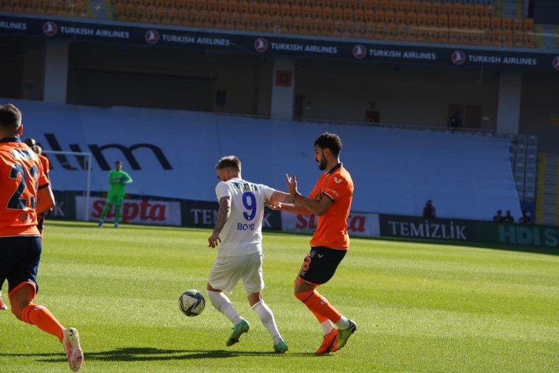 Medipol Başakşehir 3:0 Çaykur Rizespor
