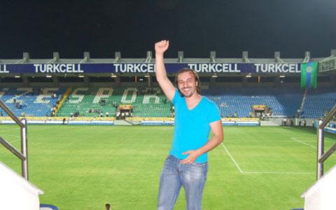 Konuğumuz Ercan Kazdal
