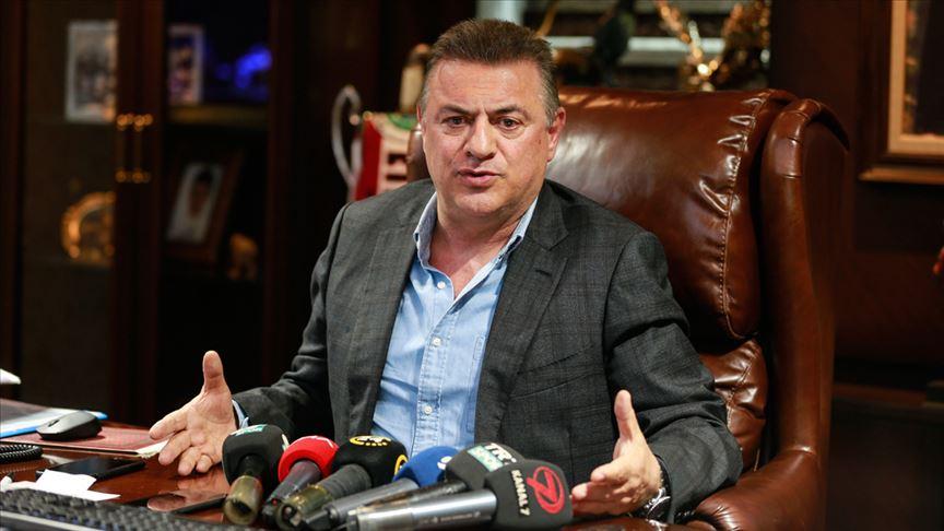 Başkanımız Hasan Kartal, Galatasaray maçı sonrası basın toplantısı düzenledi.