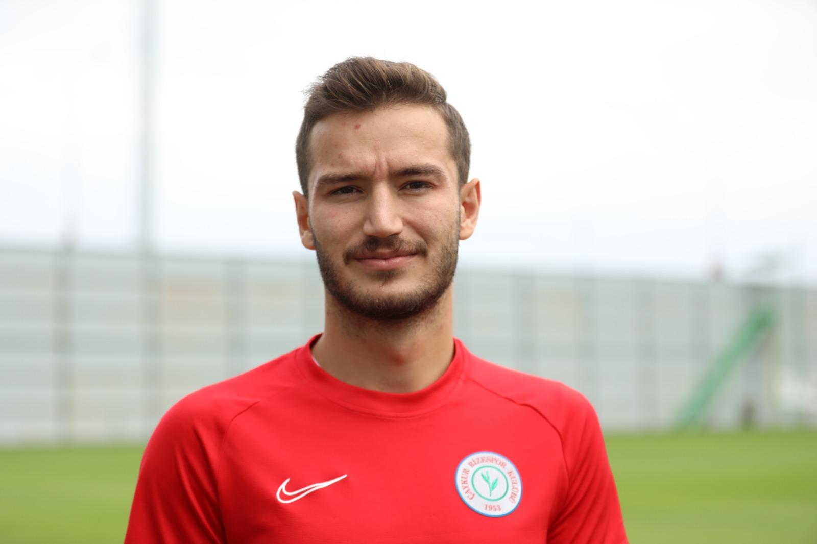 Oğulcan Çağlayan, Beşiktaş maçı ardından Rize'deki basın mensuplarının sorularını yanıtladı
