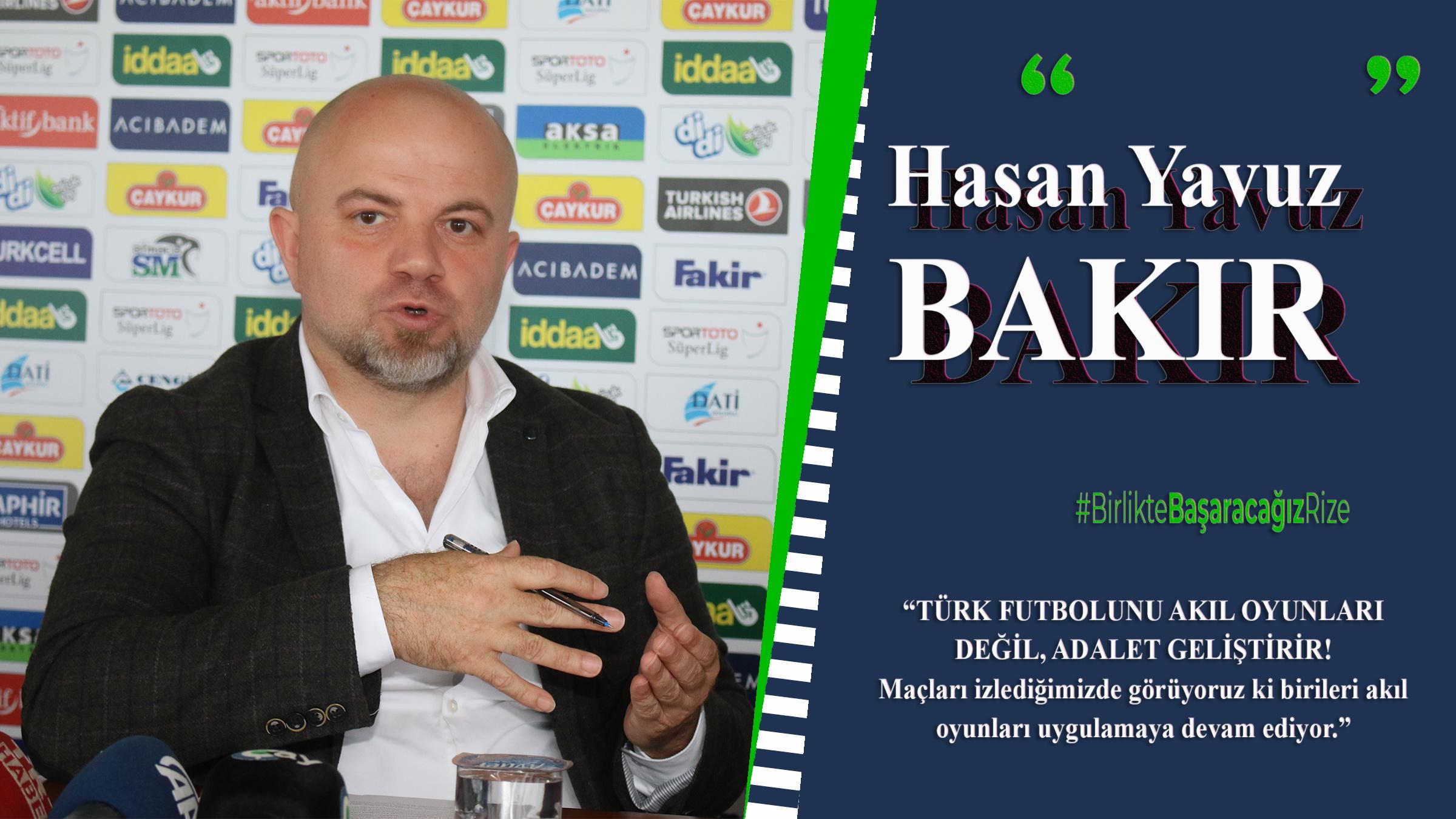 Çaykur Rizespor Basın Toplantısı - 30.06.2020