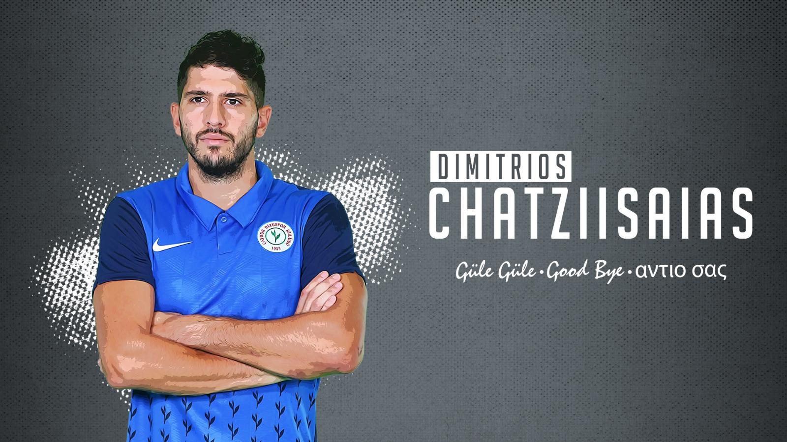 Güle Güle Dimitrios Chatziisaias