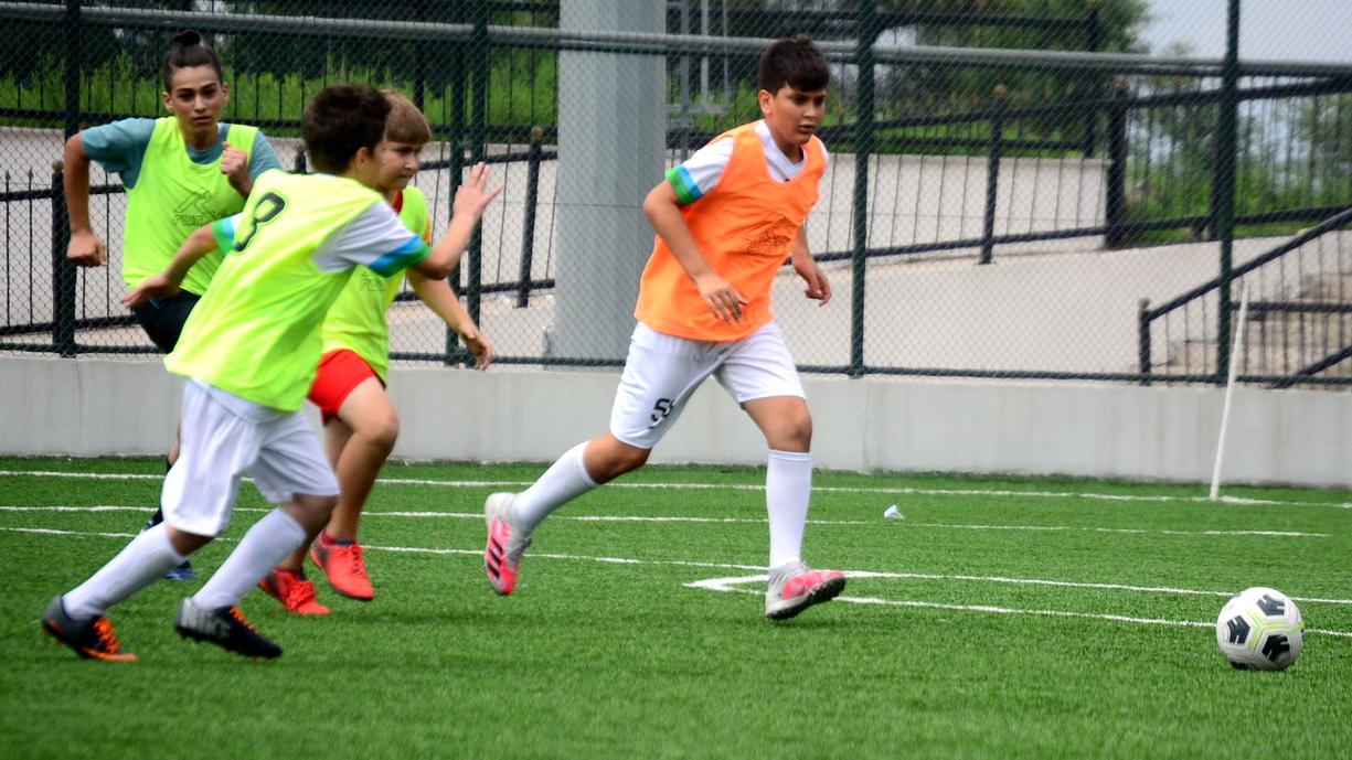 Çaykur Rizespor altyapı futbol seçmeleri İyidere ilçesi ayağı tamamlandı