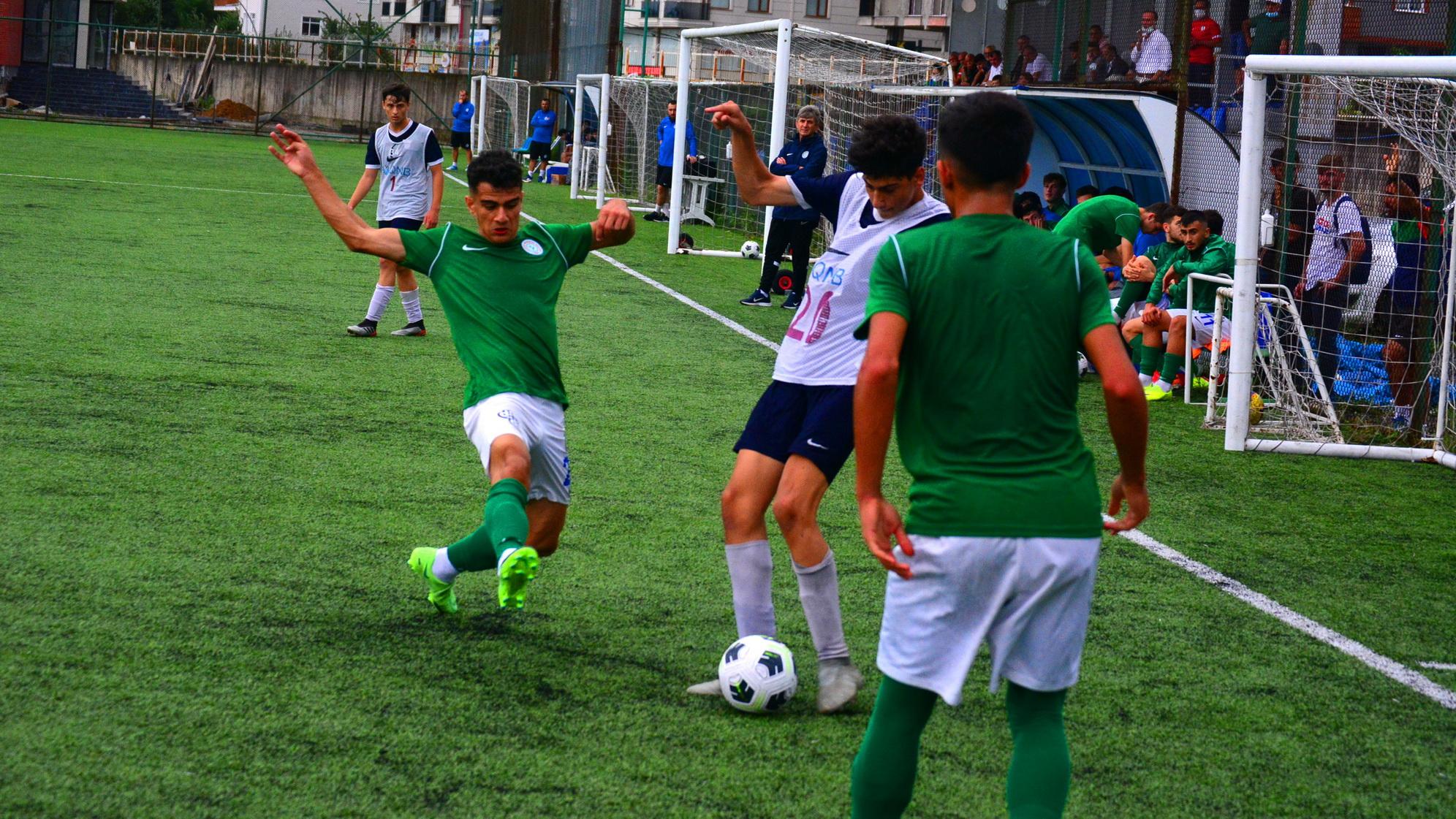 U19 Çaykur Rizespor 3-2 U17 Yomraspor
