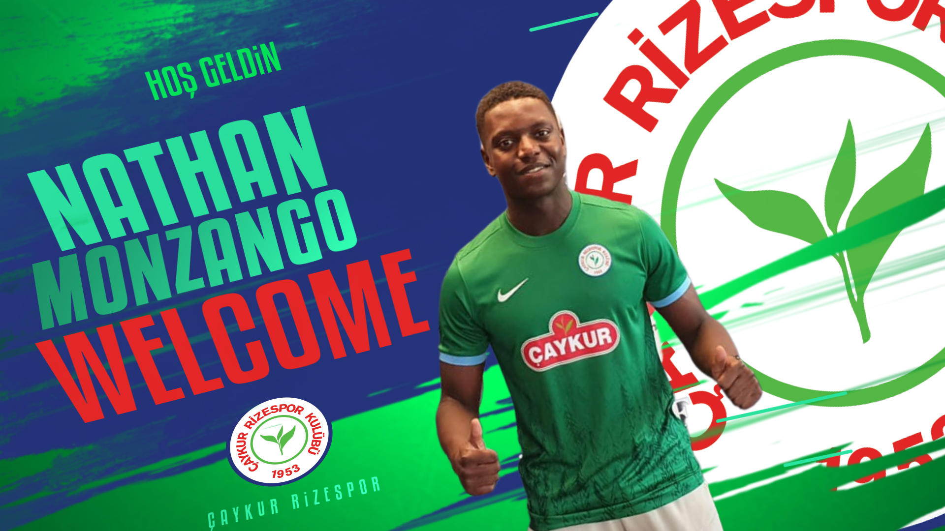 Hoş Geldin Nathan Monzango