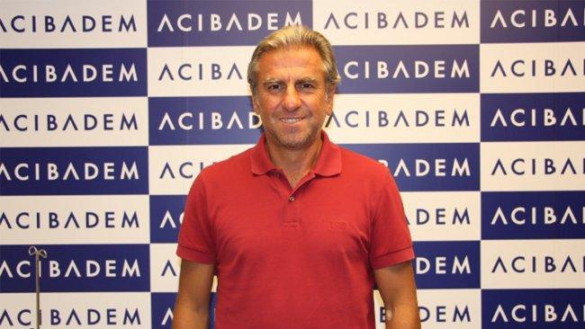 Hamza Hamzaoğlu Sağlık Kontrolünden Geçti