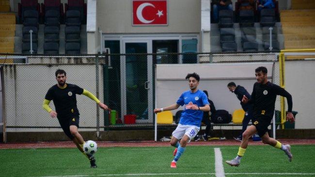 HAZIRLIK MAÇI | Arhavispor 2-2 Çaykur Rizespor U19