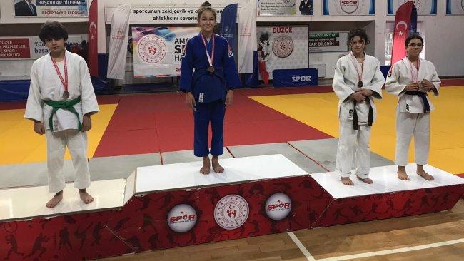 Judocularımız Karadeniz Judo Turnuvasından 2 Madalyayla Dönüyor