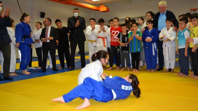 Yöneticilerimiz Çaykur Rizespor Judo Takımımızı ziyaret Etti